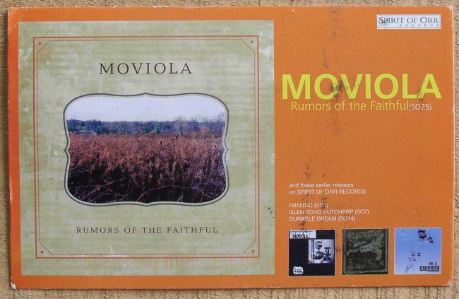 Moviola postcard front