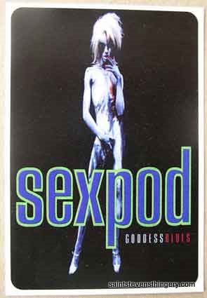 Sexpod Sticker