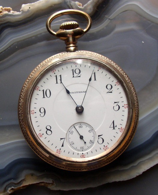 Waltham Pocket Watch 1
