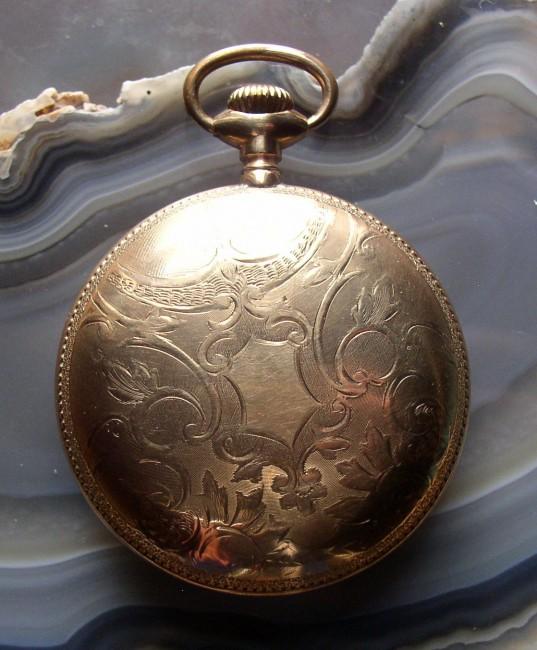 Waltham Pocket Watch 2