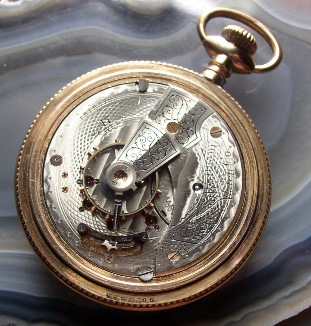 Waltham Pocket Watch 3