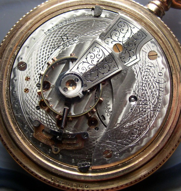 Waltham Pocket Watch 4