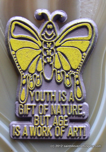 Youth Is A Gift Of Nature
