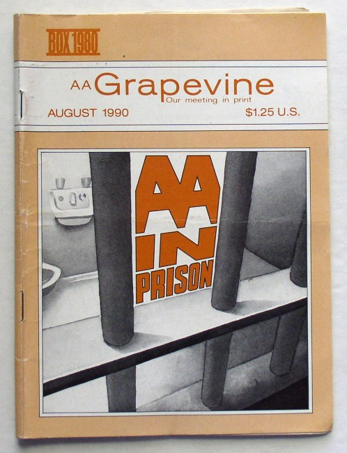 AA Grapevine August 1990