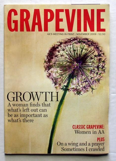 AA Grapevine November 09