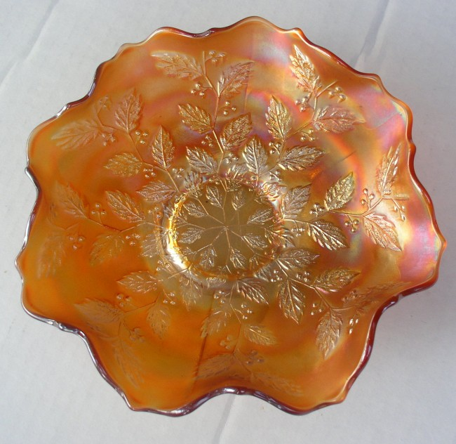 Carnival Glass Bowl 4
