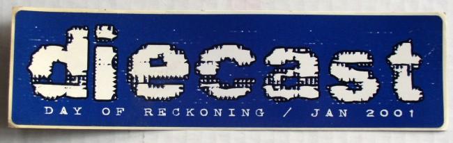 Diecast Sticker
