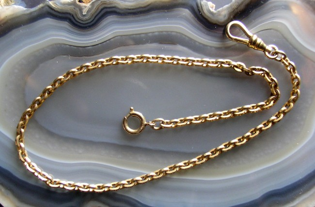 Gold Filled Chain 1
