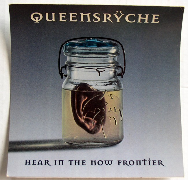Queensryche Sticker 1
