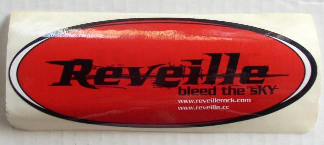 Reveille Sticker