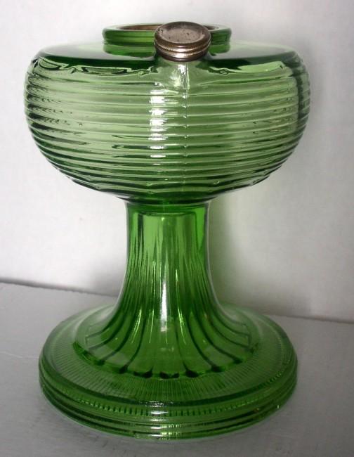 Green Beehive Lamp 1