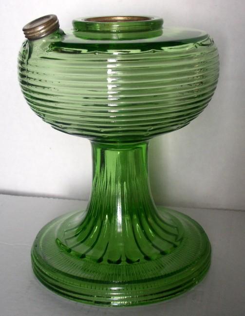 Green Beehive Lamp 2