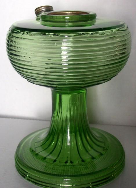 Green Beehive Lamp 3