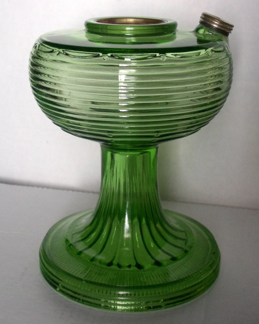Green Beehive Lamp 4