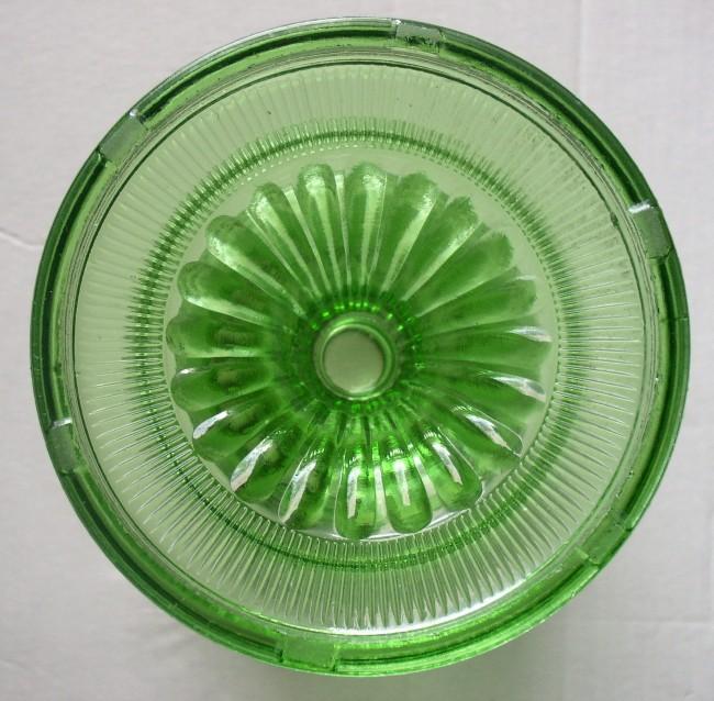 Green Beehive Lamp 6