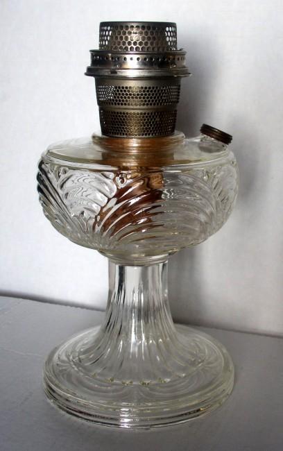 Clear Washington Drape Lamp 3