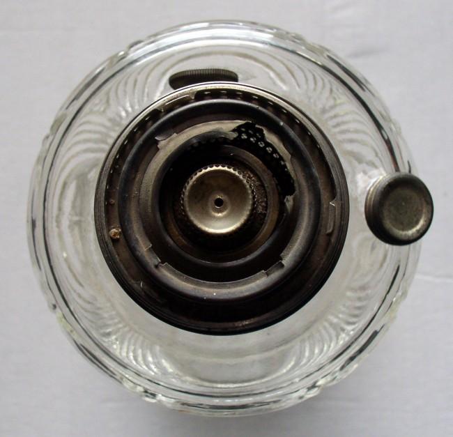 Clear Washington Drape Lamp 4