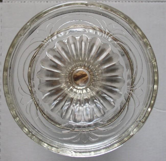 Clear Washington Drape Lamp 5
