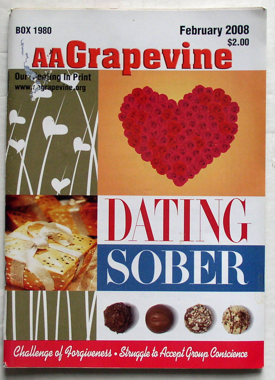 grapevine aa dating