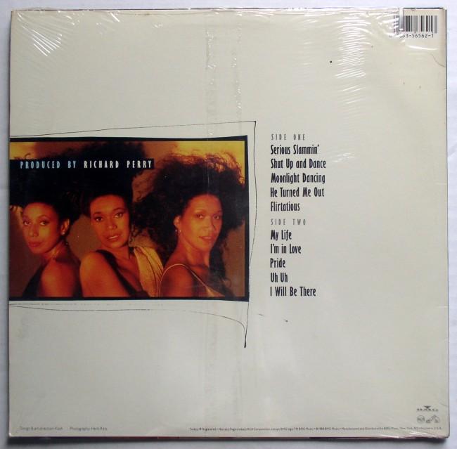 Pointer Sisters Serious Slammin' LP 2