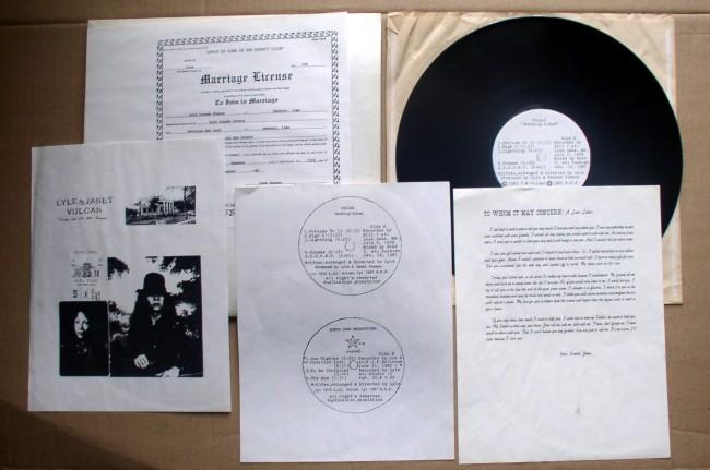 Vulcan Wedding Album Inclusions 1