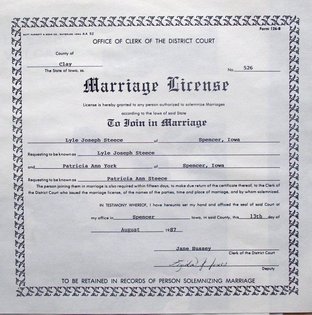 Vulcan Wedding Album Inclusions 6