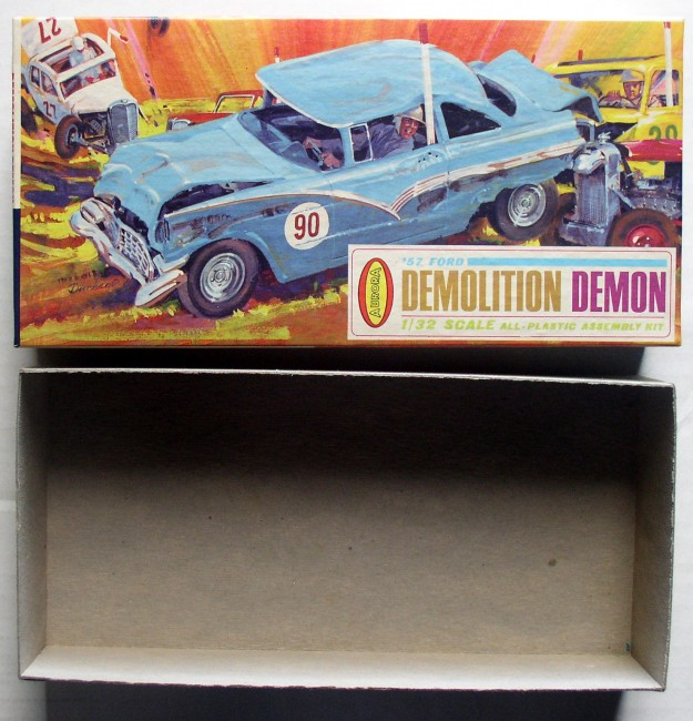 Aurora 57 Ford Demolition Demon 1