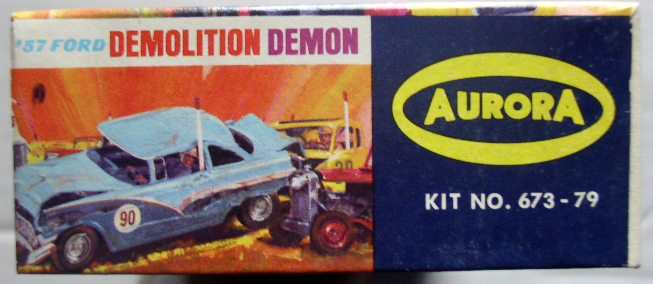 57 Ford Demolition Demon Thingery Previews Postviews
