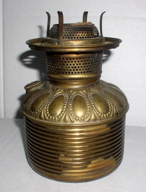 GWTW Lamp Font 3