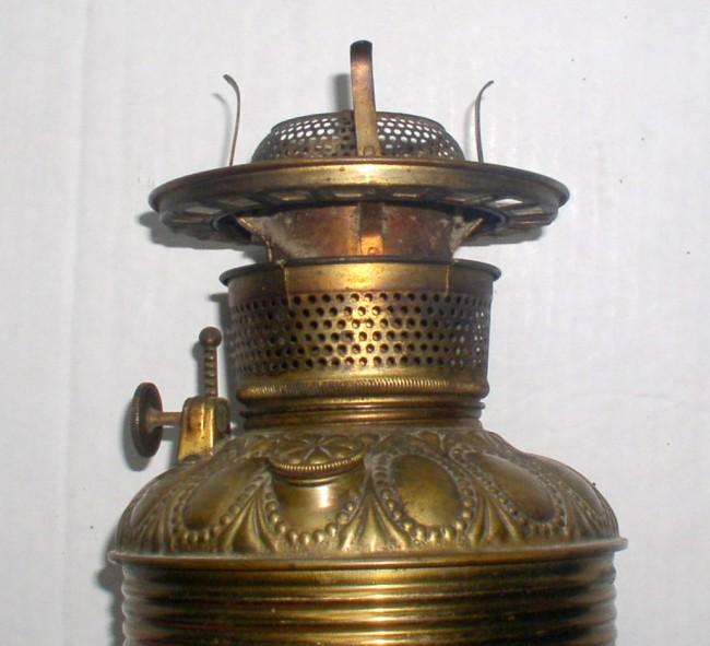 GWTW Lamp Font 7