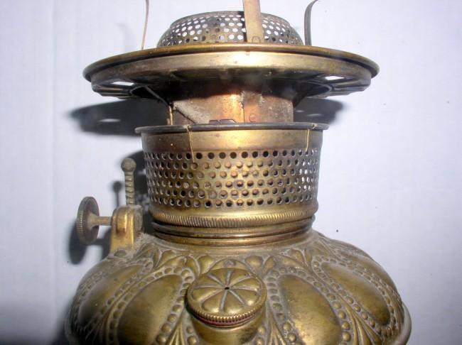 GWTW Lamp Font 8