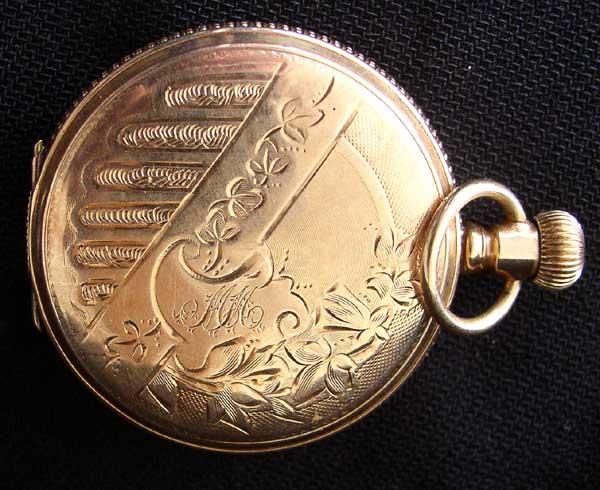 Elgin Gold Watch 1