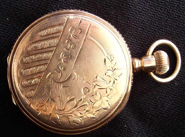 Elgin Gold Watch 2