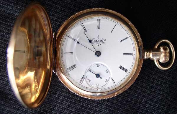 Elgin Gold Watch 3