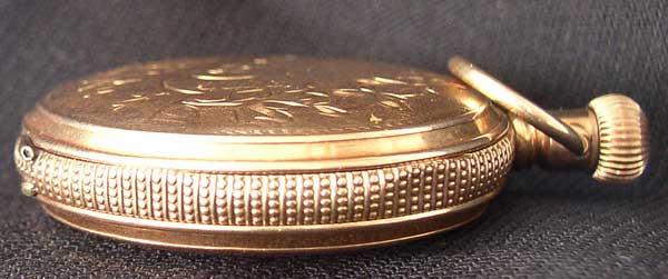 Elgin Gold Watch 5