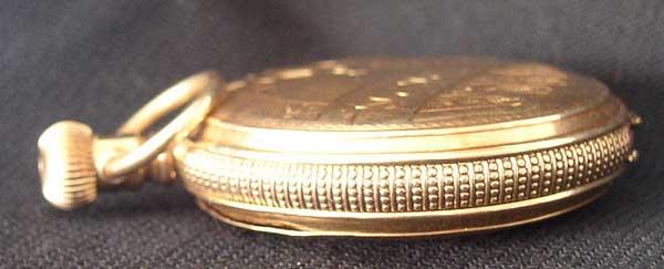Elgin Gold Watch 6