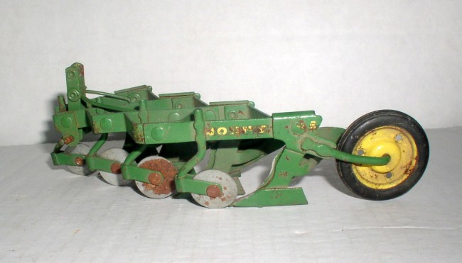 Eska Ertl John Deere 3 Point 4 Bottom Plow 2