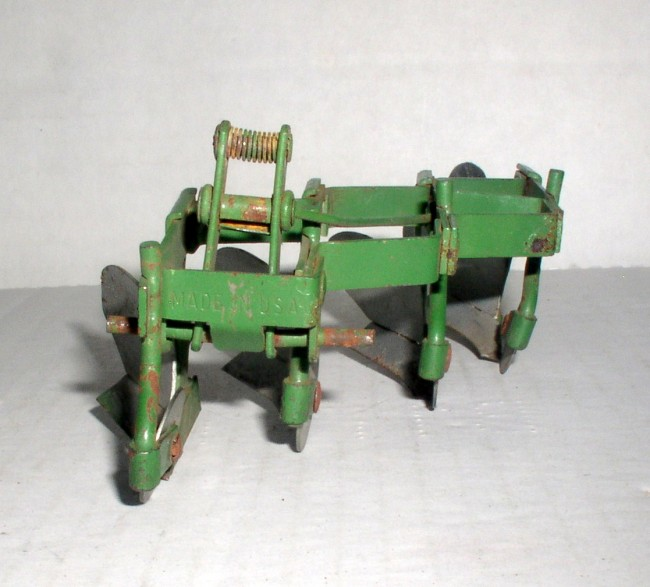 Eska Ertl John Deere 3 Point 4 Bottom Plow 3