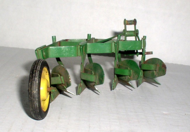 Eska Ertl John Deere 3 Point 4 Bottom Plow 4