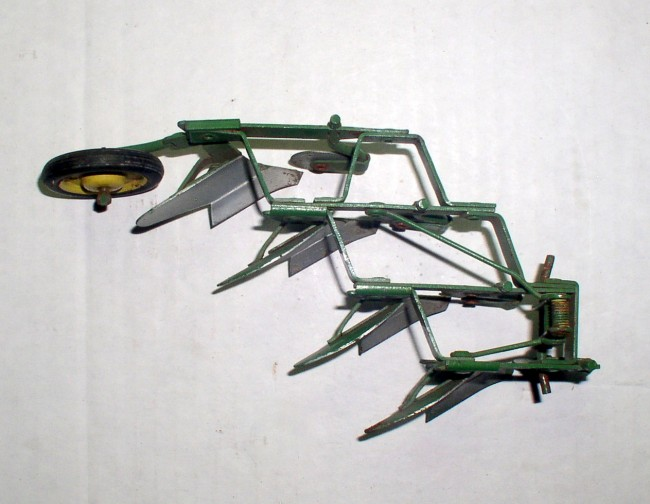 Eska Ertl John Deere 3 Point 4 Bottom Plow 5