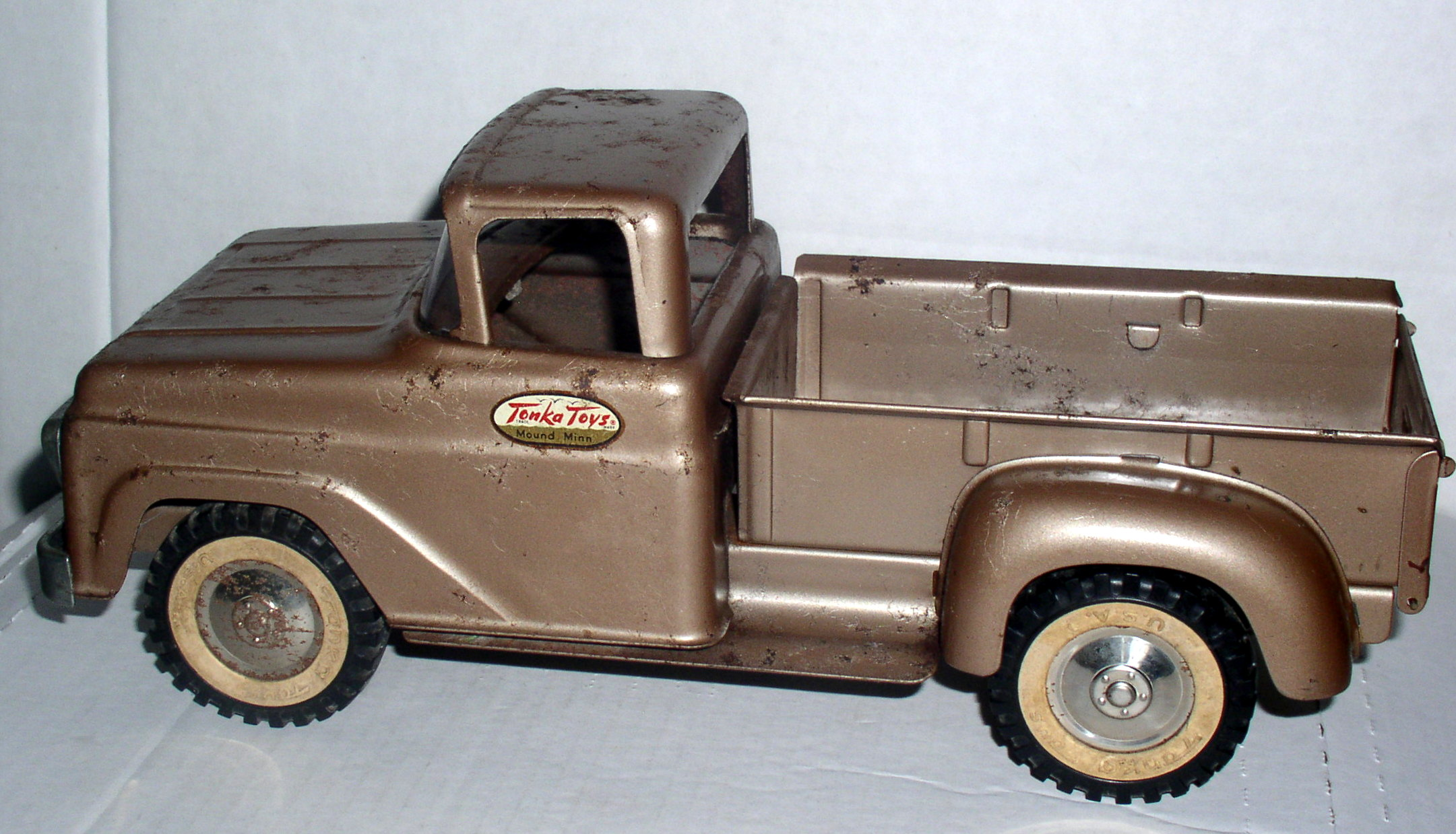 Images of Tonka Ford Pickup