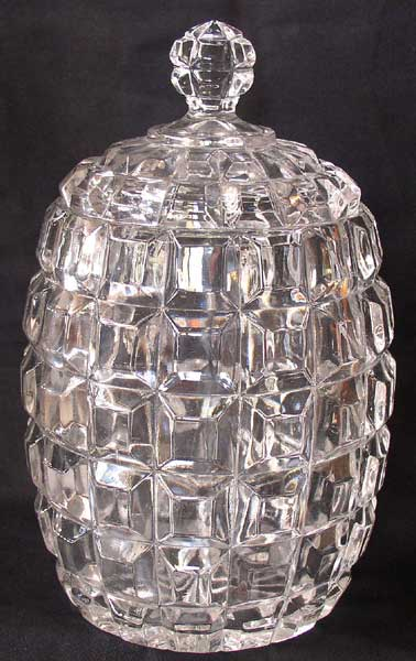 Duncan Cracker Jar 1