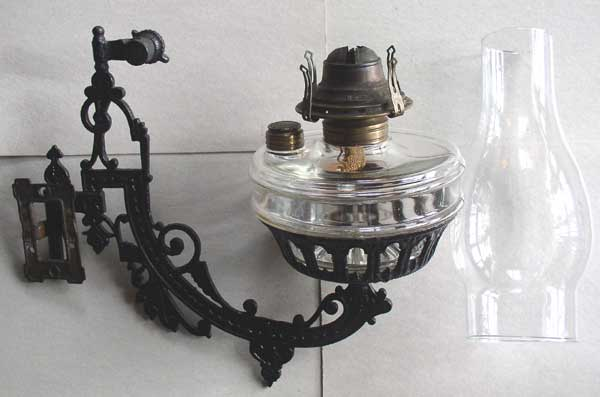 Wall Bracket Lamp 1