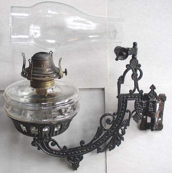Wall Bracket Lamp 2