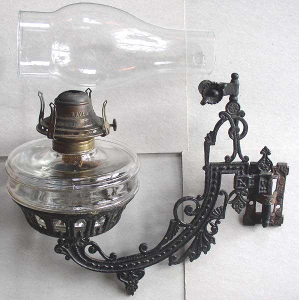 Wall Bracket Lamp 2