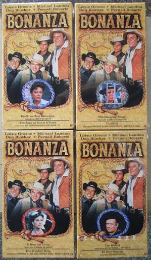 bonanza tapes