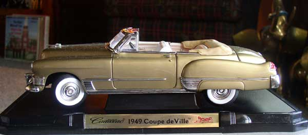 Cadillac Coupe DeVille 1