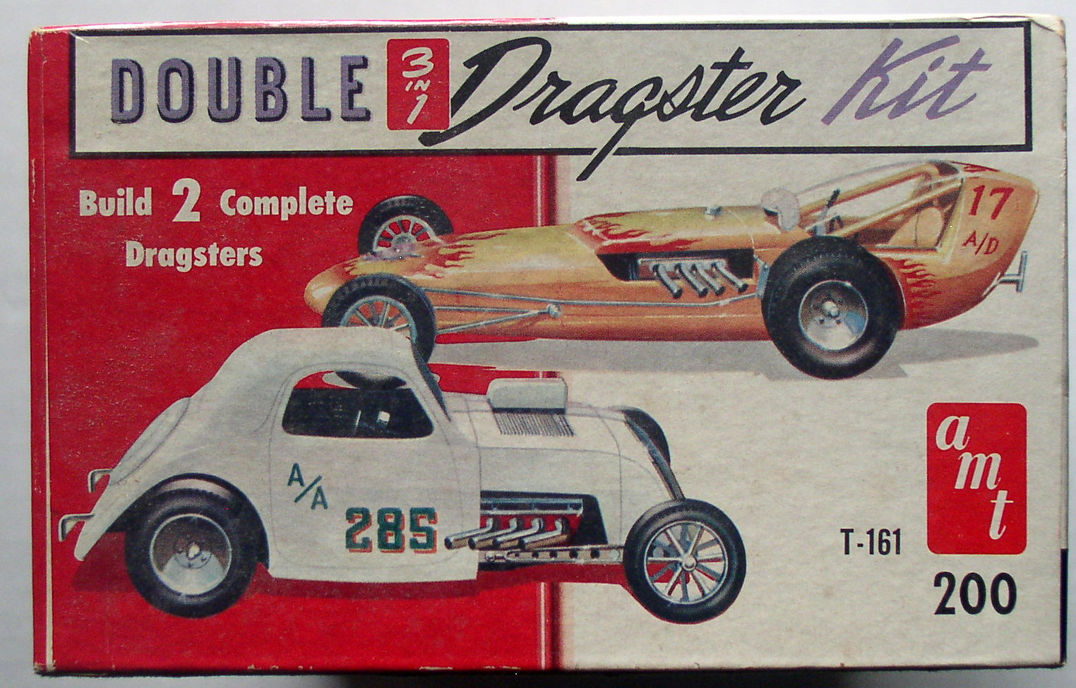 amt double dragster t 25 scale model car build 2 dragsters  u2013 thingery previews postviews