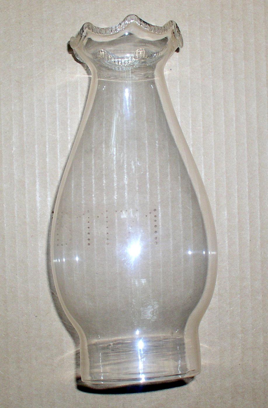Antique No 1 Crimp Top Pie Crust Kerosene Oil Lamp