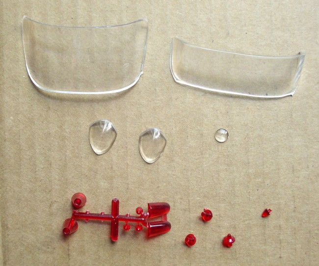 '57 T-Bird Glass